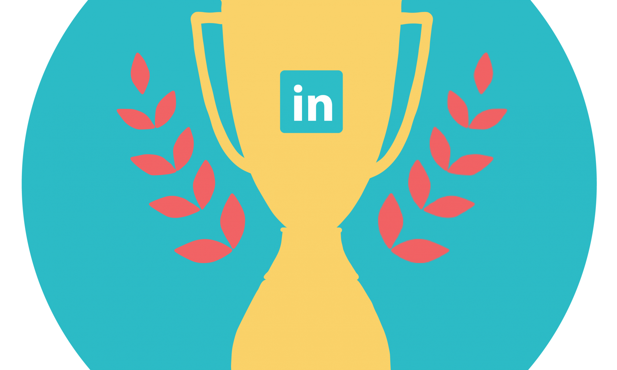 LinkedIn to Win graphic