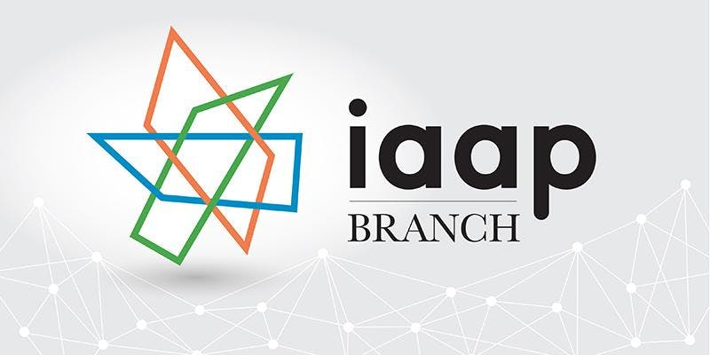 iaap branch graphic